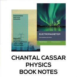 Physics Books - Chantal Cassar