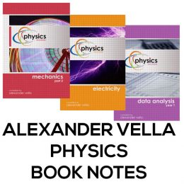 Physics Books - Alexander Vella